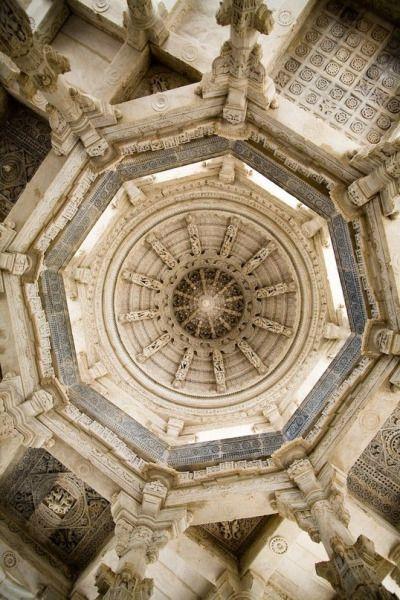 Adinatha Temple.Ranakpur, India