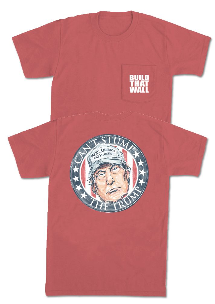 Old Row- Can't Stump the Trump Shirt