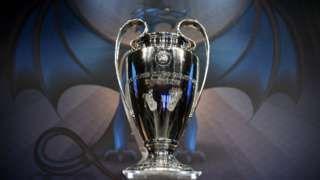 Image copyright                  Getty Images                                                                          Image caption                                      La final de la Champions se disputará el 3 de junio en Gales.                                Dos clásicos modernos del fútbol europeo  y uno histórico dejó el sorteo de los octavos de final