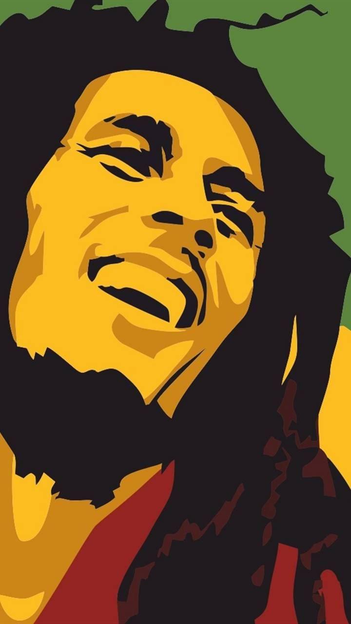 Download Bob Marley Wallpaper By Dljunkie Df Free On Zedge Now Browse Millions Of Popular Bob Marley Wallpa Bob Marley Art Bob Marley Painting Reggae Art