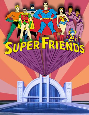 superfriends cartoon | The Next Ten Best 80′s Cartoons According To Me | Chris2fer