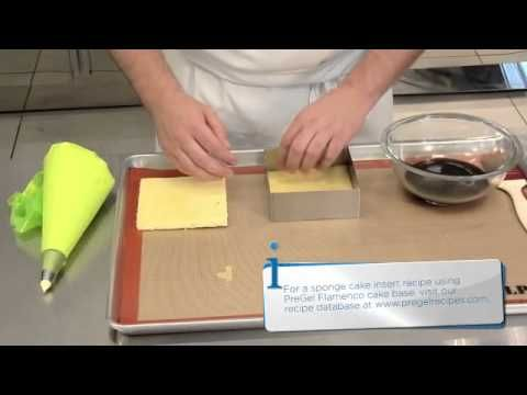 This demonstration shows the steps to create 5-Star Chef Pastry Select Pronto Tiramisù (Italian Cake Base).  // View this demo and more at The PreGel Channel