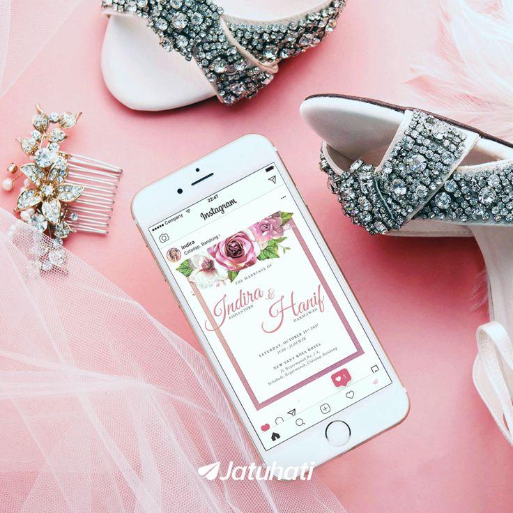 Foto undangan pernikahan oleh Undangan Jatuhati