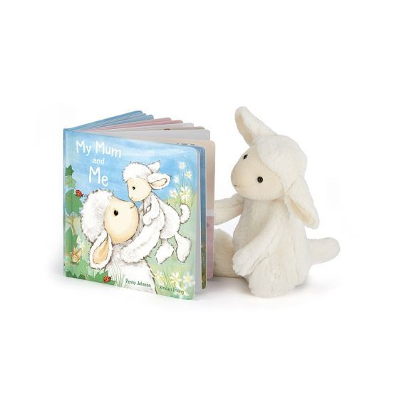 Jellycat Storybook - My Mum And Me Book