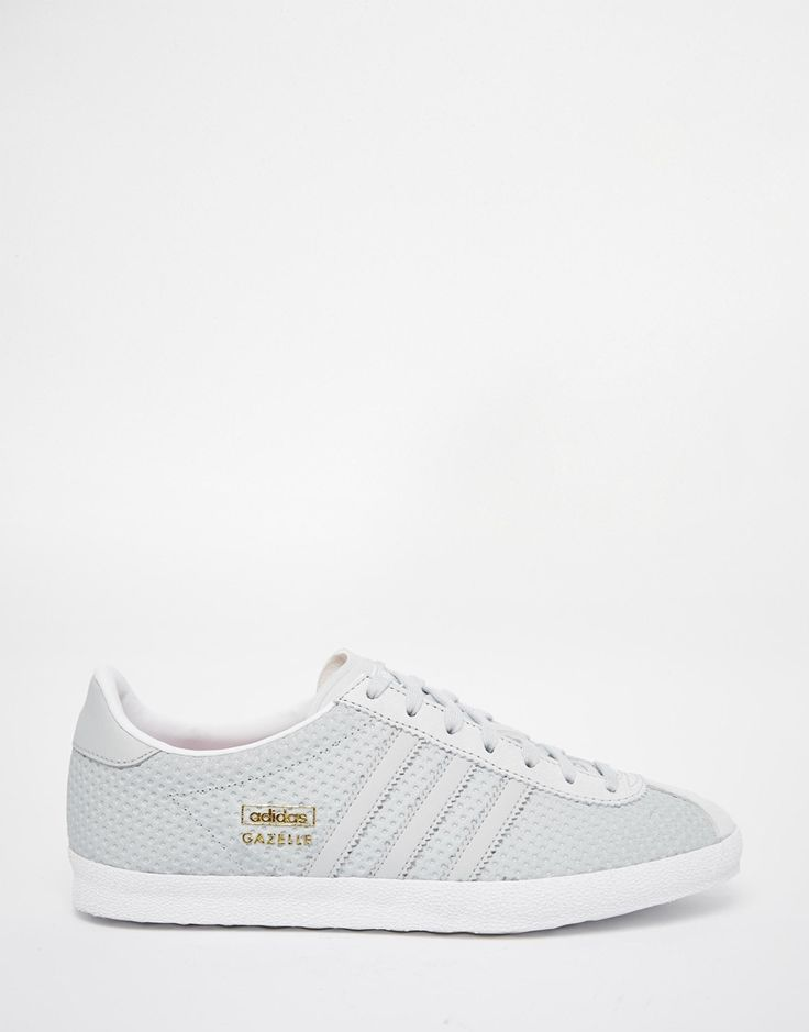 adidas Originals Clear Grey Gazelle Trainers