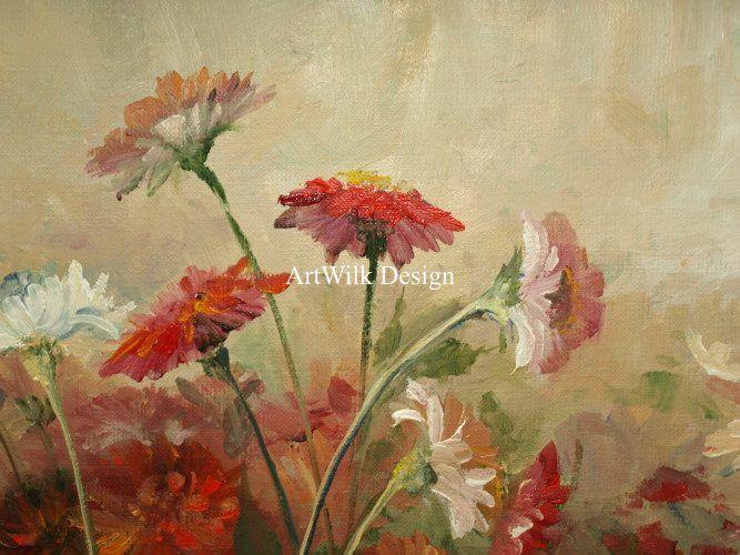 Flowers by Maria Iwona Wilk. ArtWilk