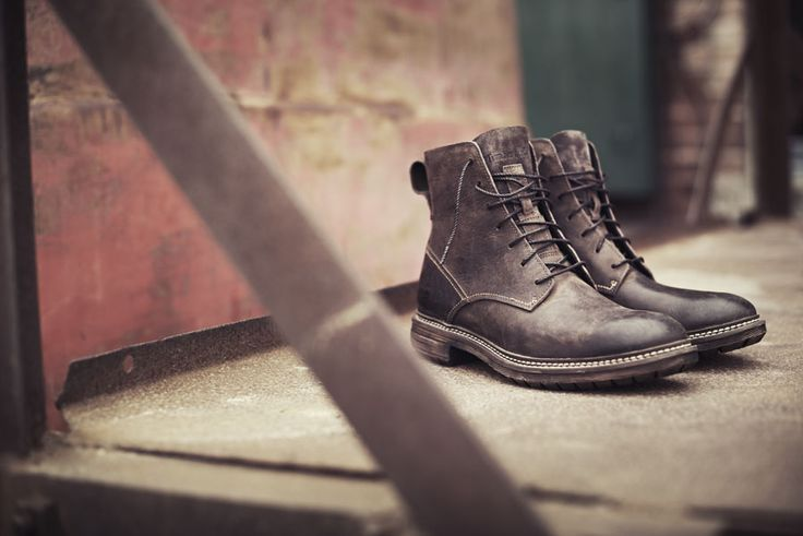 Men's Earthkeepers Tremont Boot #fallstyle #timberland #leatherboots