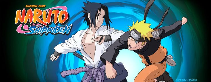 Naruto grows up (somewhat) and has much more story and character development.