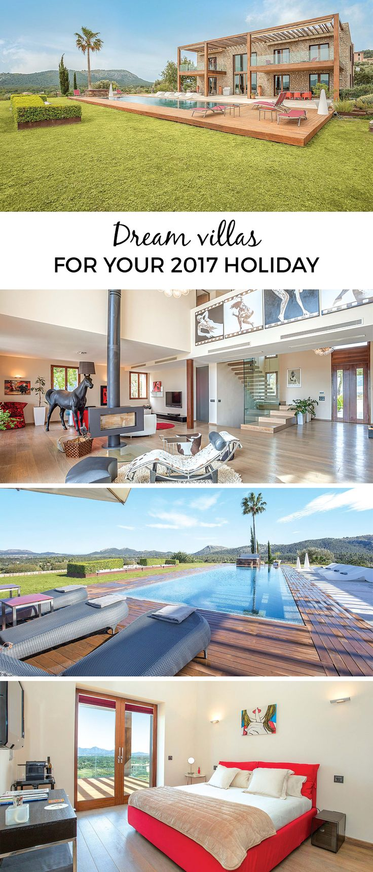 Dream Villas for your 2017 Holiday at James Vila Holidays