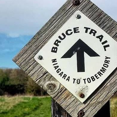 July long weekend - I get to join a team of amazing women to complete the Fastest Known Time on the Bruce Trail. We are still looking for a few good men who want to help with night guiding general support and logistics. DM @envitesse if you're a guy who is 1. Fun 2. Fit 3. Trail savvy 4. Have moderate to good navigation skills - I'm so excited to be on this team and spend the weekend with some pretty fearless women. @sisugirls @likeagirllife @brucetrailconsclub
