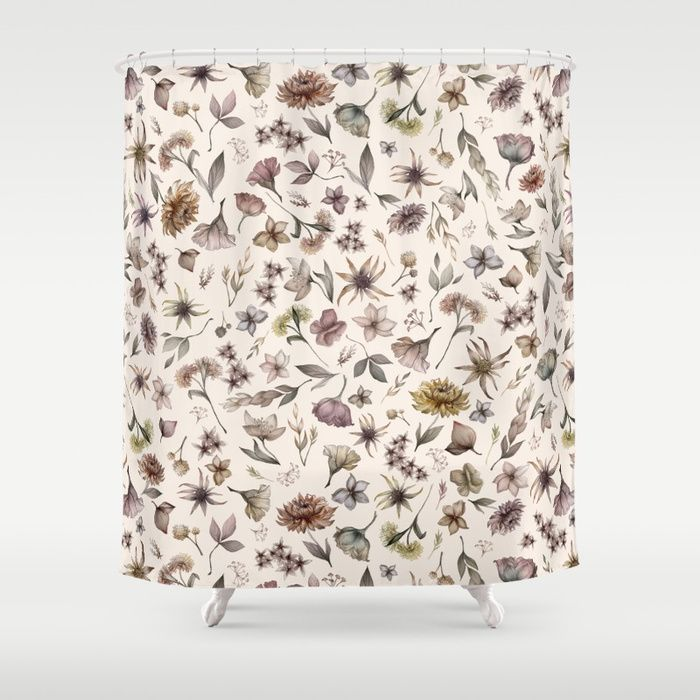 Buy Botanical Study Shower Curtain by caseysaccomanno. Worldwide shipping available at Society6.com. Just one of millions of high quality products available.