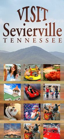 Shopping in Sevierville, Tennessee