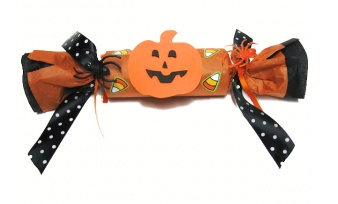 Halloween Party Favor and Crafty Showcase: Diy Halloween, Crafts Treats, Food Crafts, Halloween Crafts, Halloween Parties Favors, Toilets Paper, Halloween Food, Halloween Treats Bags, Halloween Favors