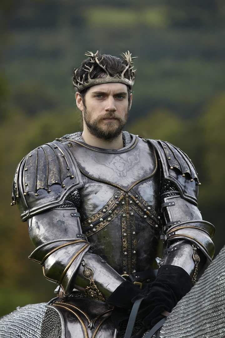 A young Robert Baratheon