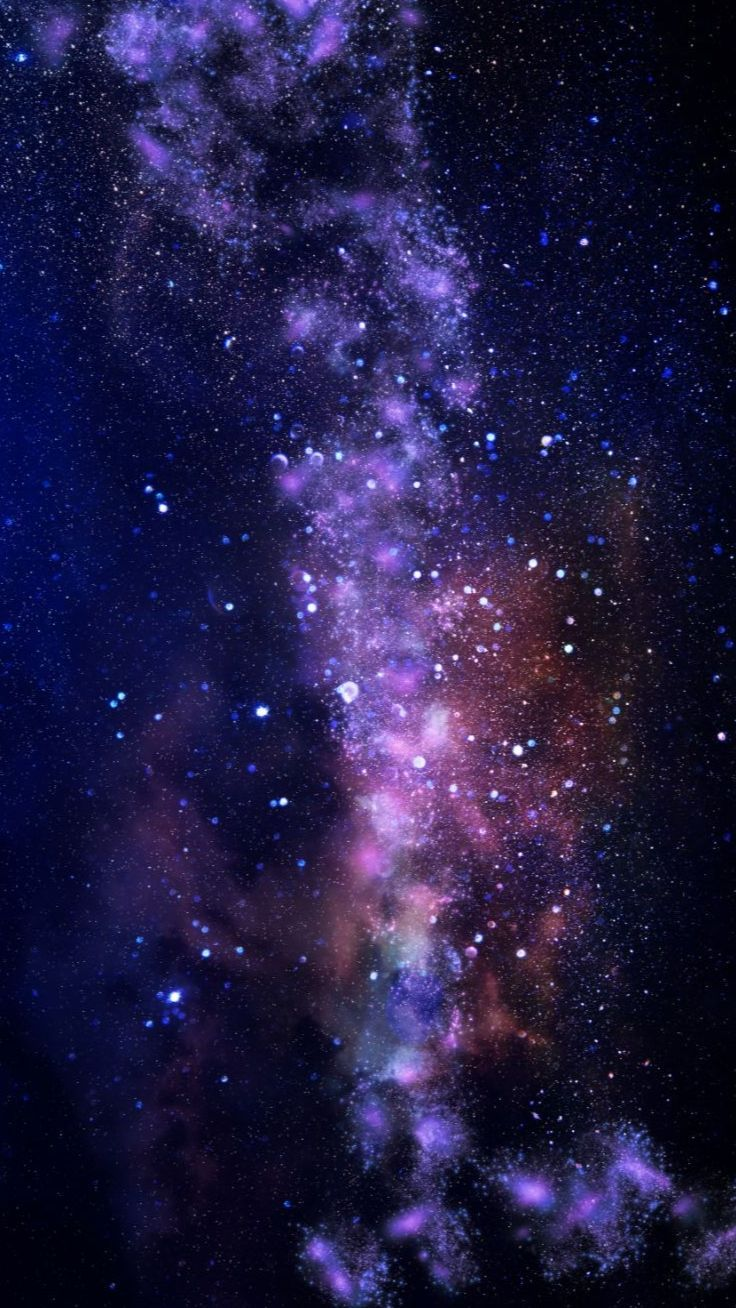 15 Sparkly Galaxy Iphone Wallpapers In 2020 Iphone Wallpaper