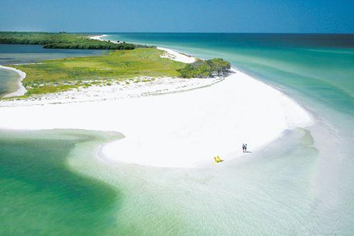 # Kazar Floryda - biały piasek