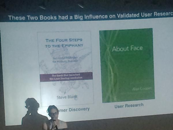 Anita Y Cheng @anitaycheng  Aug 15 Other books about validates user research from @JaimeRLevy @socaluxcamp