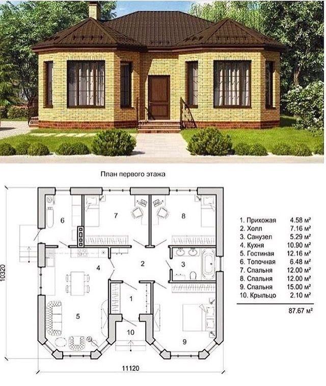 906 best maison images on Pinterest Design homes, Front room