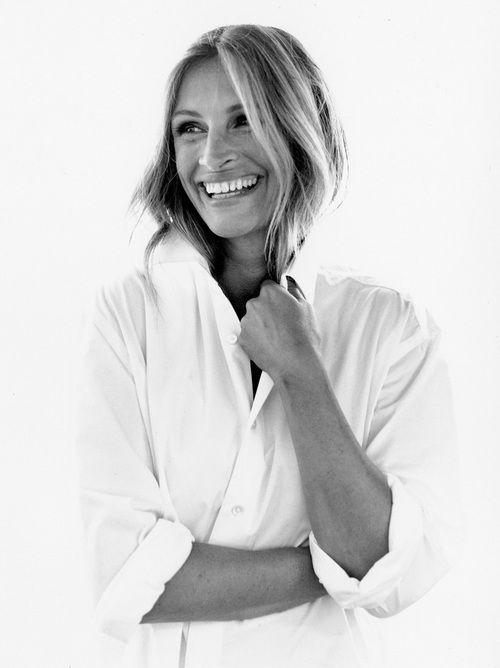 Julia Roberts stunning smile !                                                                                                                                                                                 More