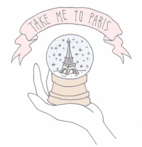 ♔ Take me to Paris