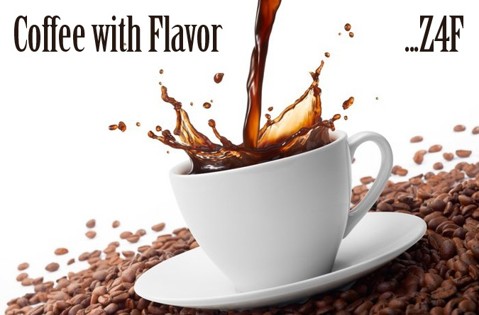 Coffee with Flavor