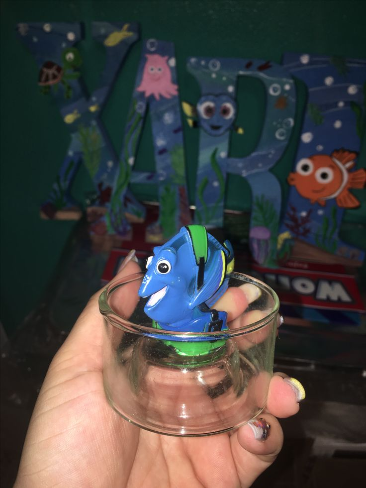 Dory / Birthday souvenirs
