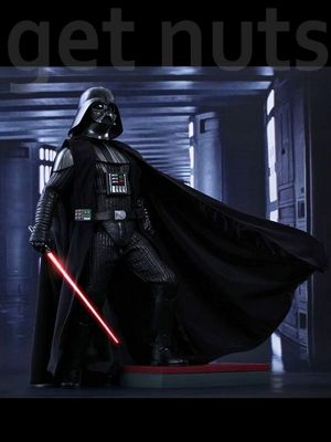 Star Wars: Darth Vader (Episódio IV) Figura 35 cm - Hot Toys