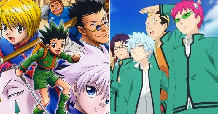 what is anime of the decade
