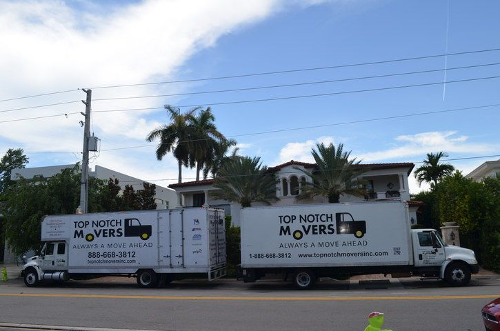 Top Notch Movers is a professional moving company in Fort Lauderdale. We move Miami-Dade, Broward and Palm Beach Counties. For specials call 954-256-8111  http://topnotchmoversinc.com/