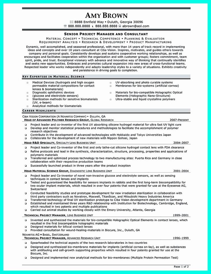 20+ Clinical research coordinator resume objective Examples