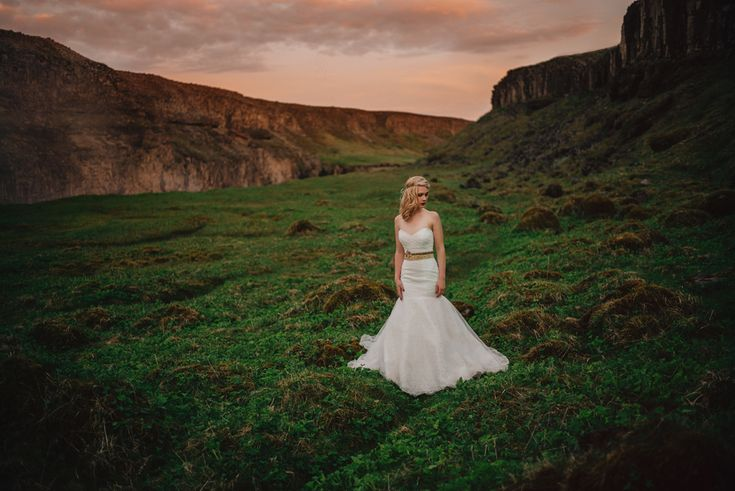 Getting married? Take a look at these stunning Icelandic wedding photos! #BlueLagoon #Iceland  http://huff.to/1np6lkX
