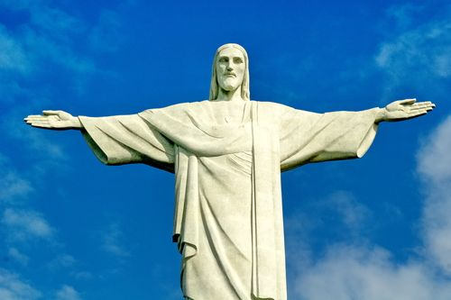 First stop, #Rio! Christ the Redeemer