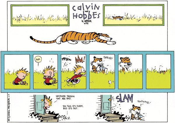 June 19, 1994 - hayfever