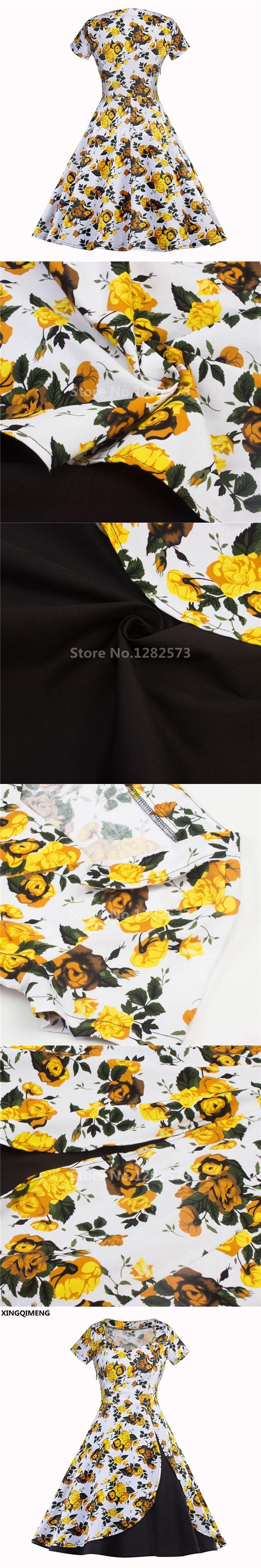 In Stock Cheap Simple Cocktail Dresses Short Sleeve Elegant Homecoming Dress Knee Length Fancy Formal Dresses Floral Print