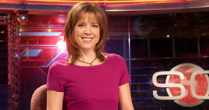 ESPN's Hannah Storm returns three weeks after accident