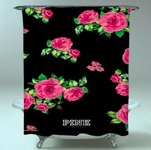 Rideau de douche imperméable Victoria's Secret Most Wanted   – Shower Curtain Sale