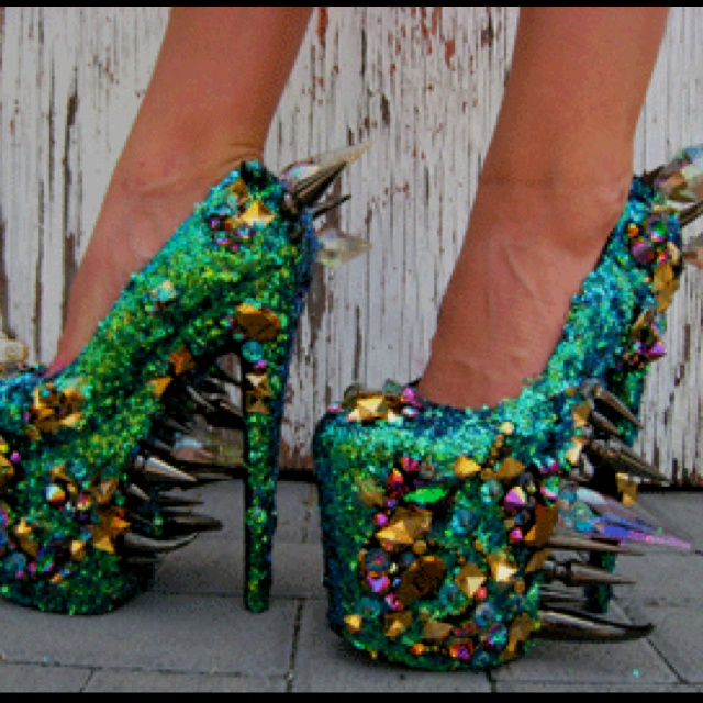 Gasoline Glamour! I want these like whoa!