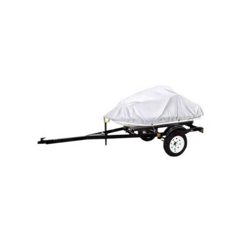 Marine Raider Model D Pwc Cover Fits Most 2-Seater Personal Watercraft 000 - Marine Supplies, Boat And Pwc Covers at Academy Sports