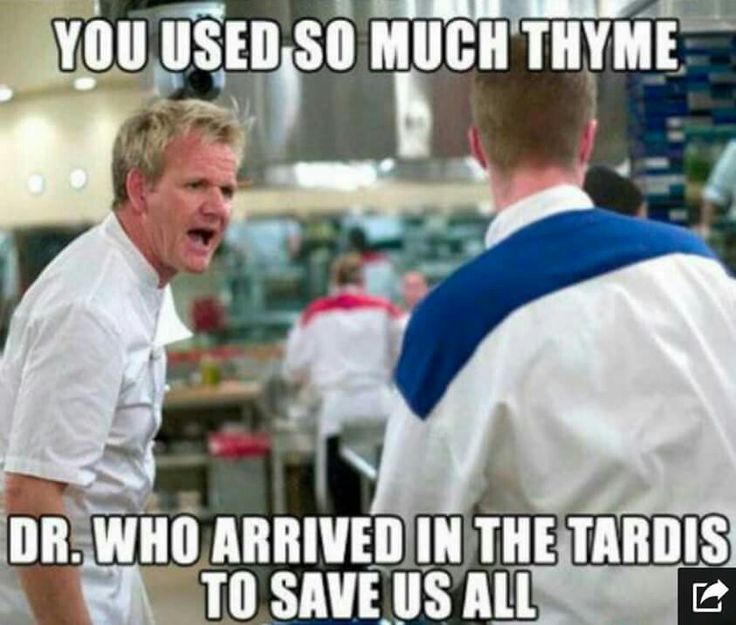 Gordon knows The Doctor?