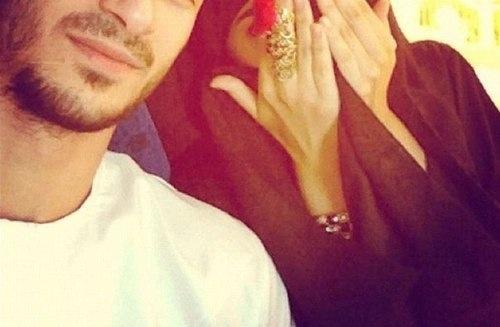 Masha'Allah auch A cute couple