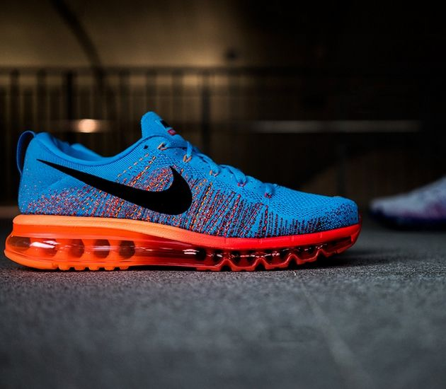Pin 181762534934855441 Nike Flyknit Air Max 2014