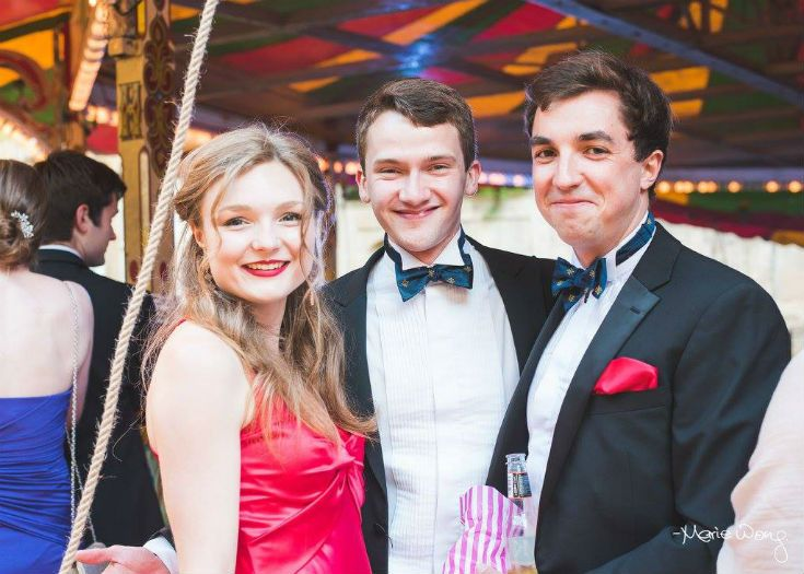 University College Oxford Summer Ball 2016 - photo courtesy of and © Marie Wong