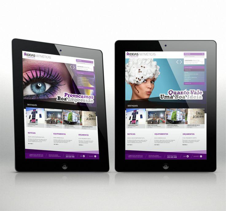 website publicidade