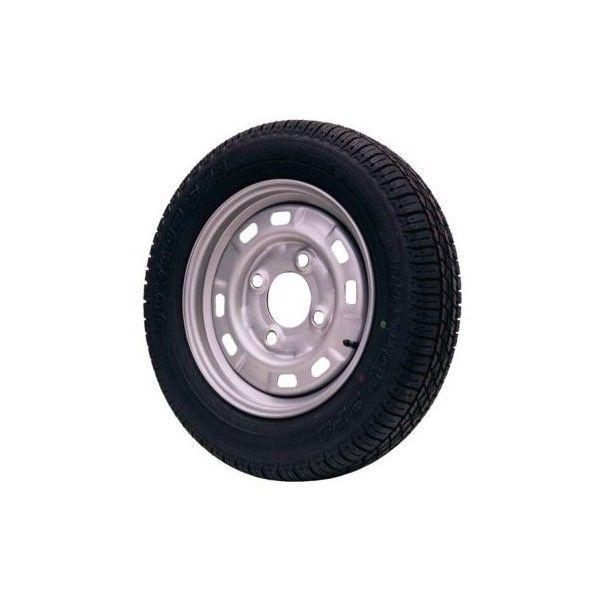 roue de secours b0480 et b0560 roue de secours compl te jante pneu pour remorque cbs b0480 et. Black Bedroom Furniture Sets. Home Design Ideas