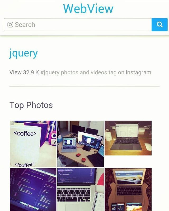 Done.. nothing to do project instagram web viewer.. search & view users tags locations photos / videos.. . . . #php #javascript #jquery #html #html5 #css #css3 #js #json #webdeveloper #webdesign #stackoverflow #wordpress #codeispoetry #coding #newbie #webscrapping #webprogramming