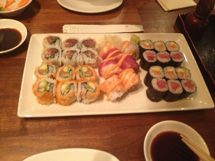 Tomo Sushi en Amsterdam, Noord-Holland