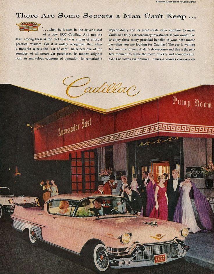 24 best 1957 Cadillac images on Pinterest | Vintage cars, Car ...