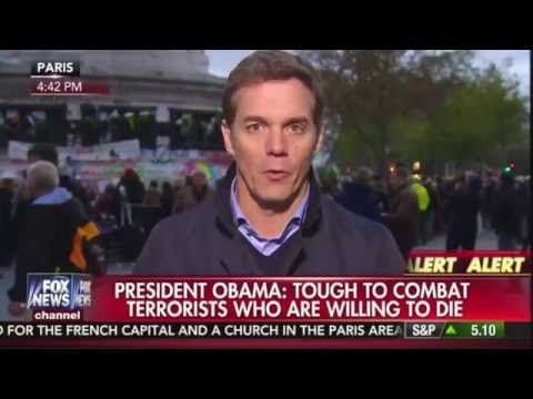 Watch This Fox Anchor GO OFF on Obama for Weak Response to Paris Attacks - Patriot Update