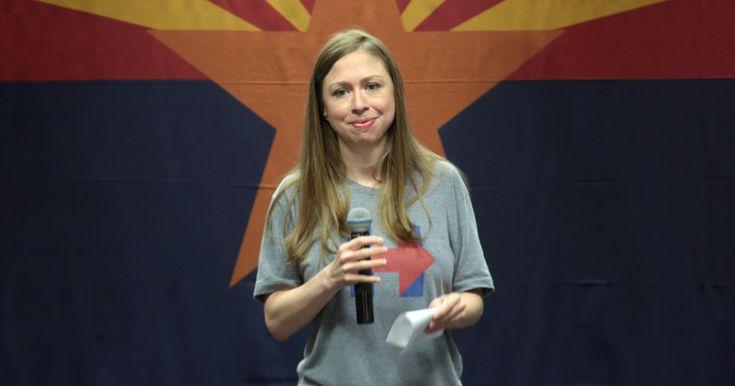 Chelsea Clinton Slams Megyn Kelly for Interviewing 'liar' Alex Jones