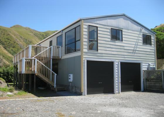 Cape Palliser Holiday Home in Ngawi, Palliser Bay | Bookabach